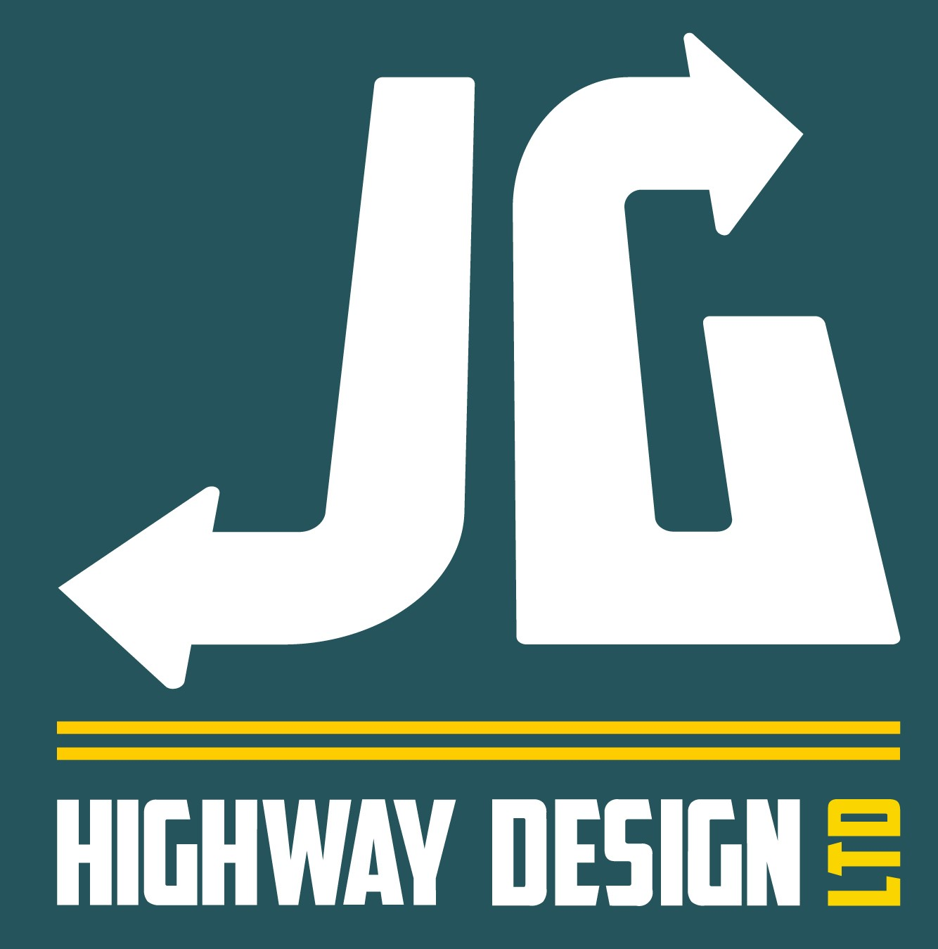 JG Highway design Ltd Logo